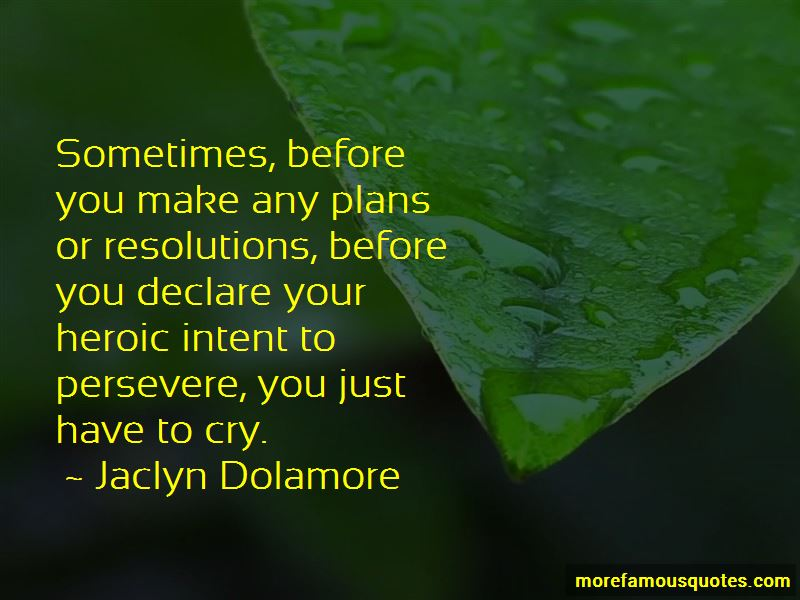 Jaclyn Dolamore Quotes Pictures 4