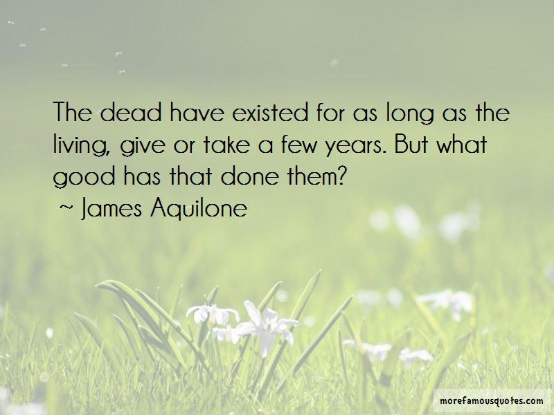 James Aquilone Quotes