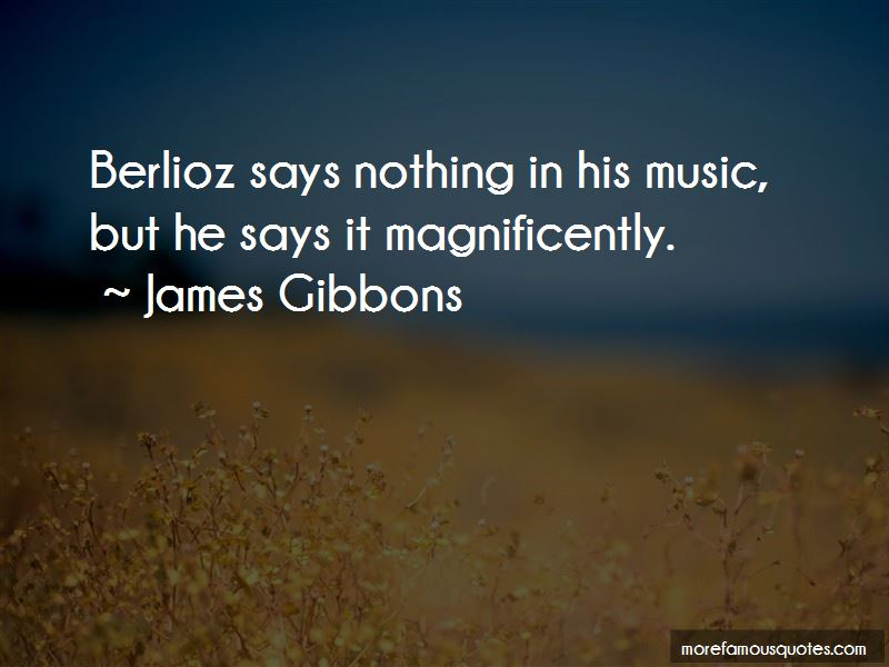 James Gibbons Quotes Pictures 2
