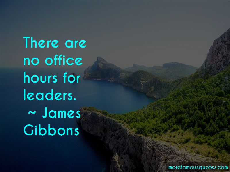 James Gibbons Quotes Pictures 4