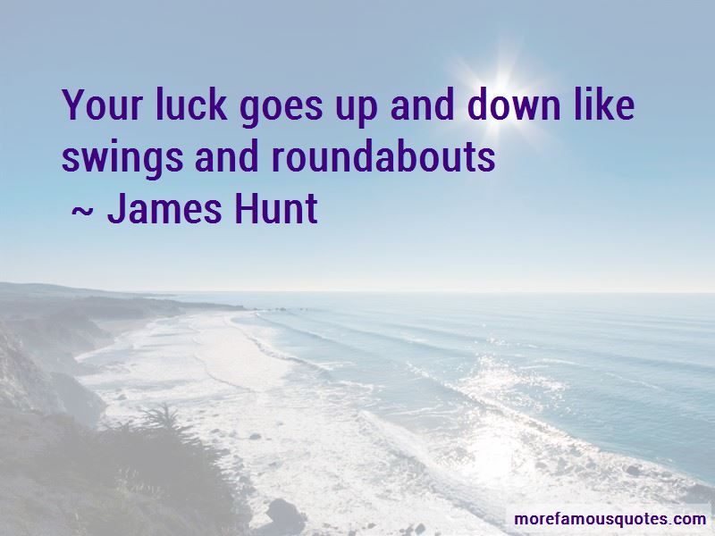 James Hunt Quotes Pictures 3