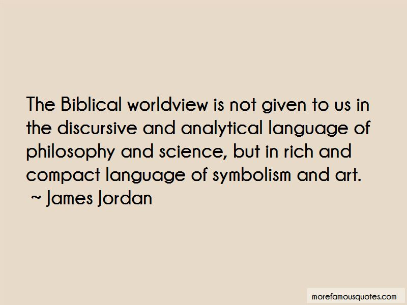 James Jordan Quotes