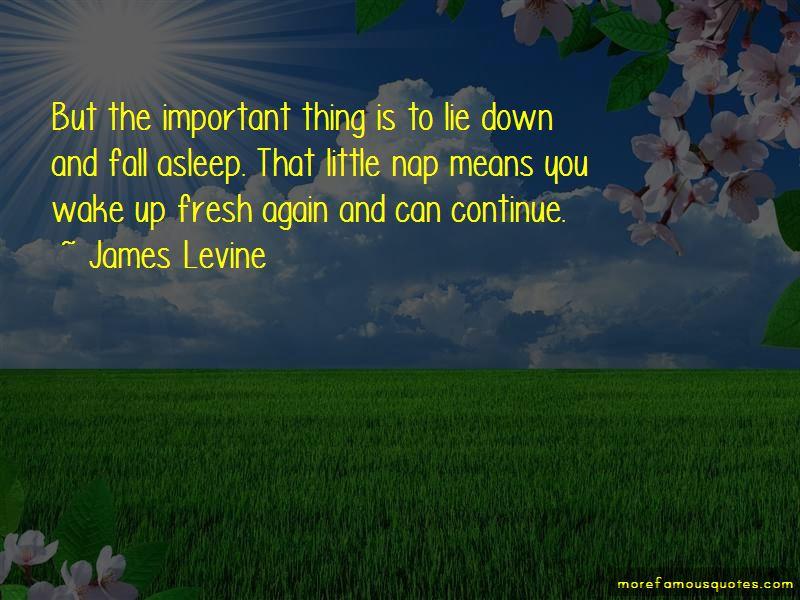 James Levine Quotes Pictures 2