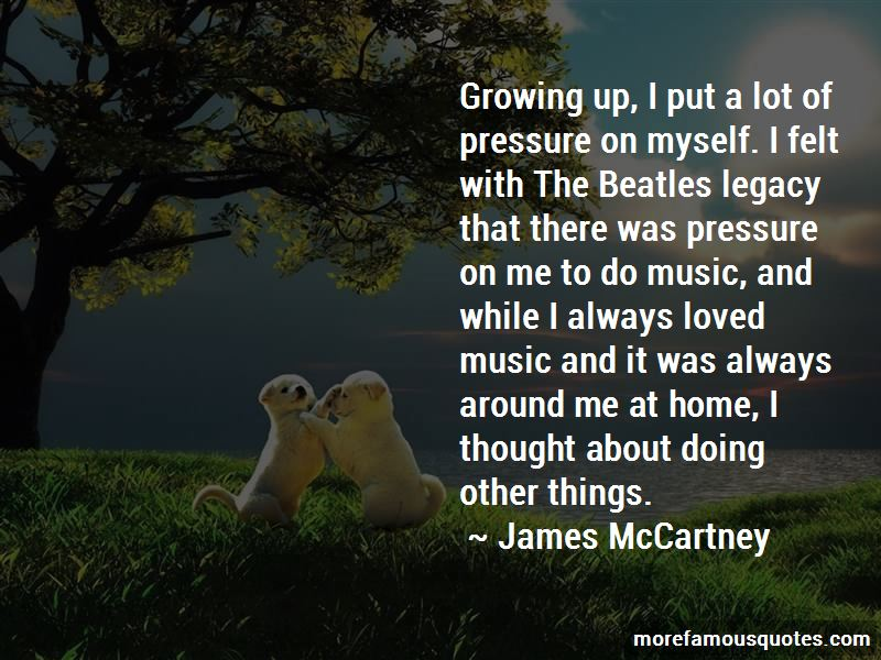 James McCartney Quotes Pictures 3