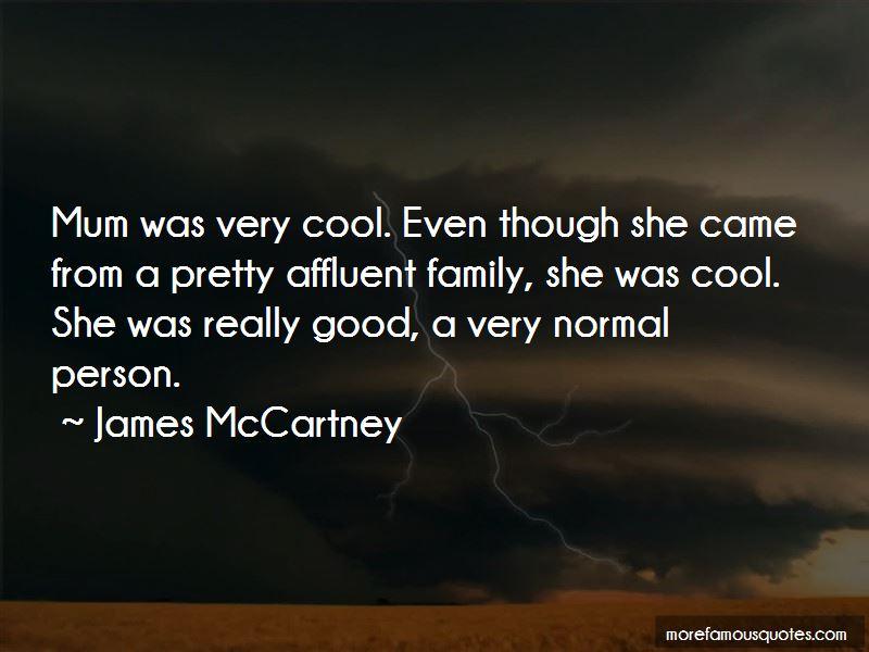 James McCartney Quotes