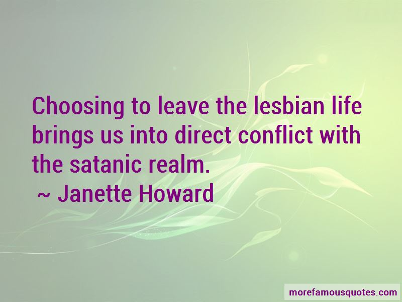 Janette Howard Quotes
