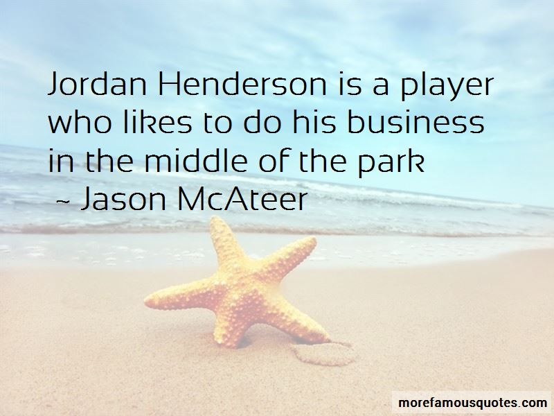 Jason McAteer Quotes Pictures 2