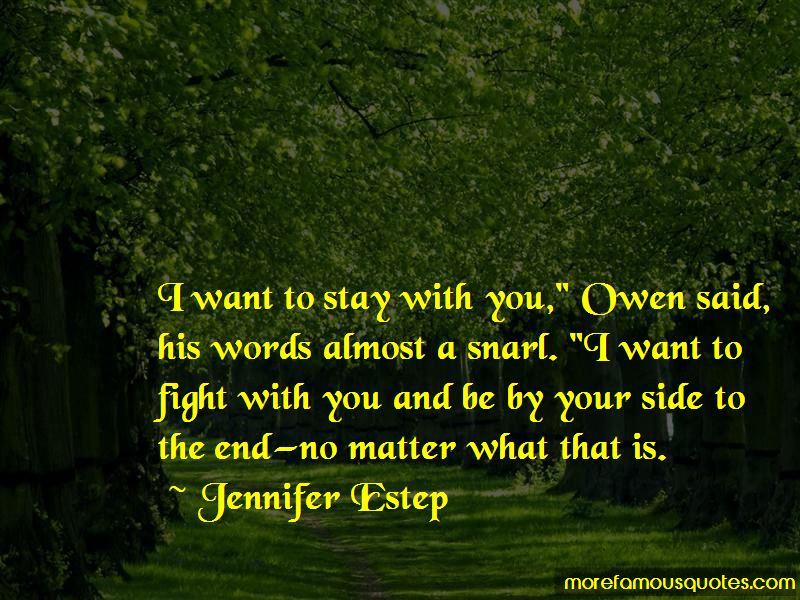 Jennifer Estep Quotes Pictures 2