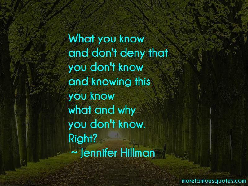 Jennifer Hillman Quotes Pictures 2