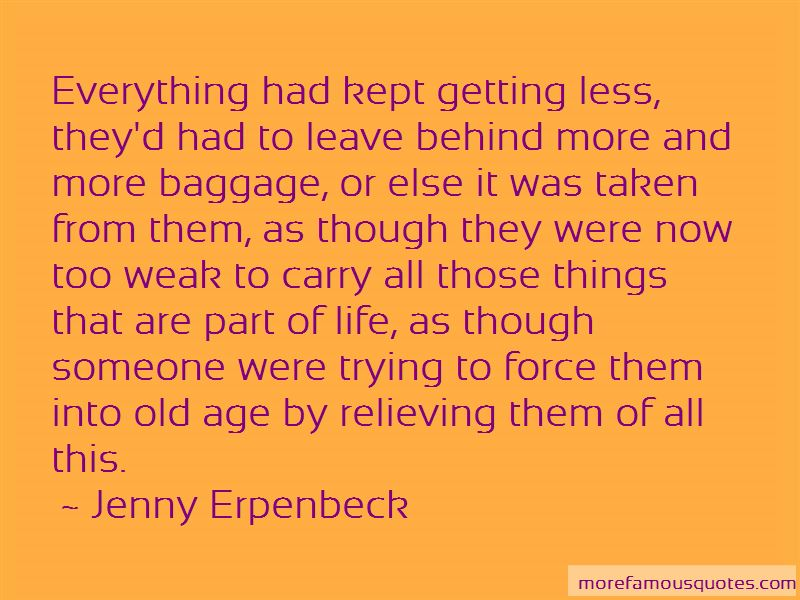 Jenny Erpenbeck Quotes Pictures 4