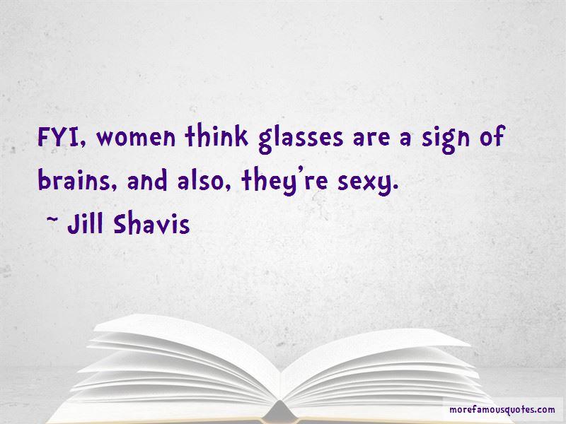 Jill Shavis Quotes