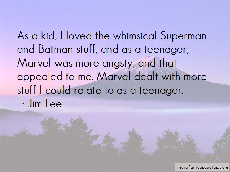 Jim Lee Quotes Pictures 4