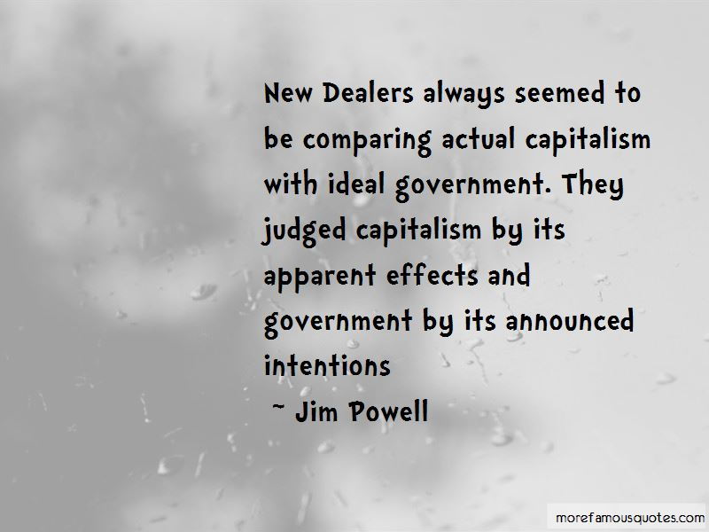 Jim Powell Quotes