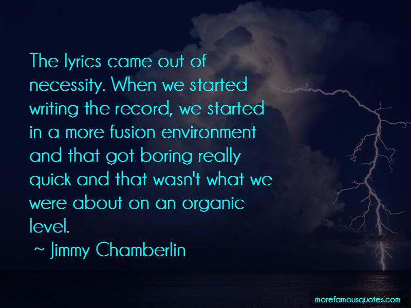 Jimmy Chamberlin Quotes Pictures 4