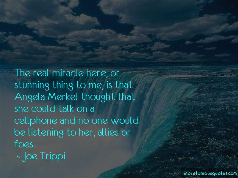 Joe Trippi Quotes