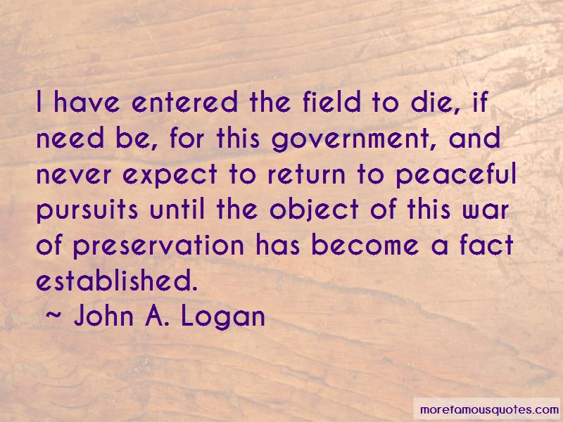 John A. Logan Quotes Pictures 3