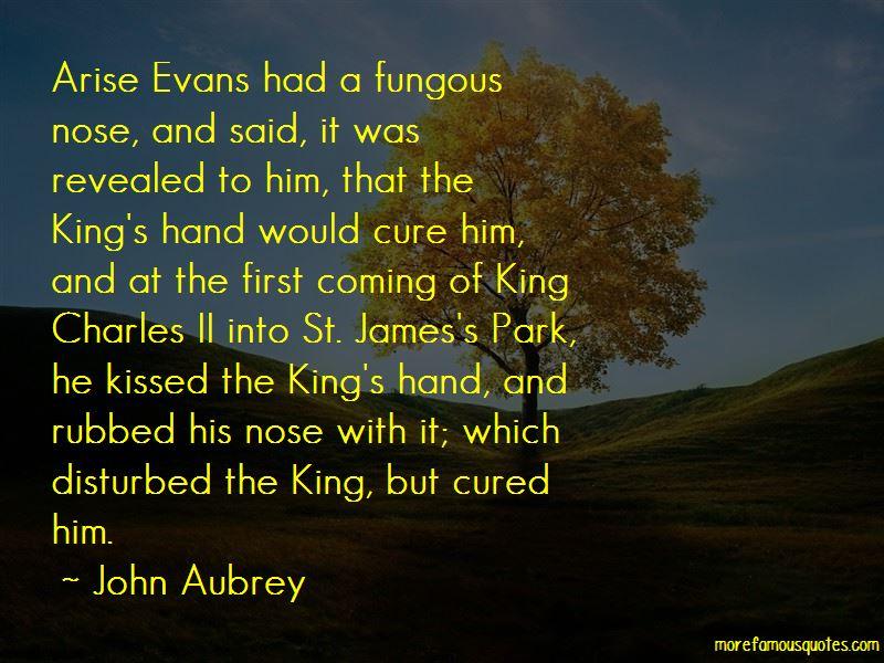 John Aubrey Quotes Pictures 4