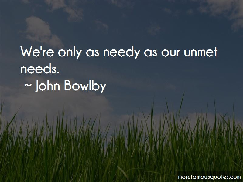John Bowlby Quotes Pictures 3