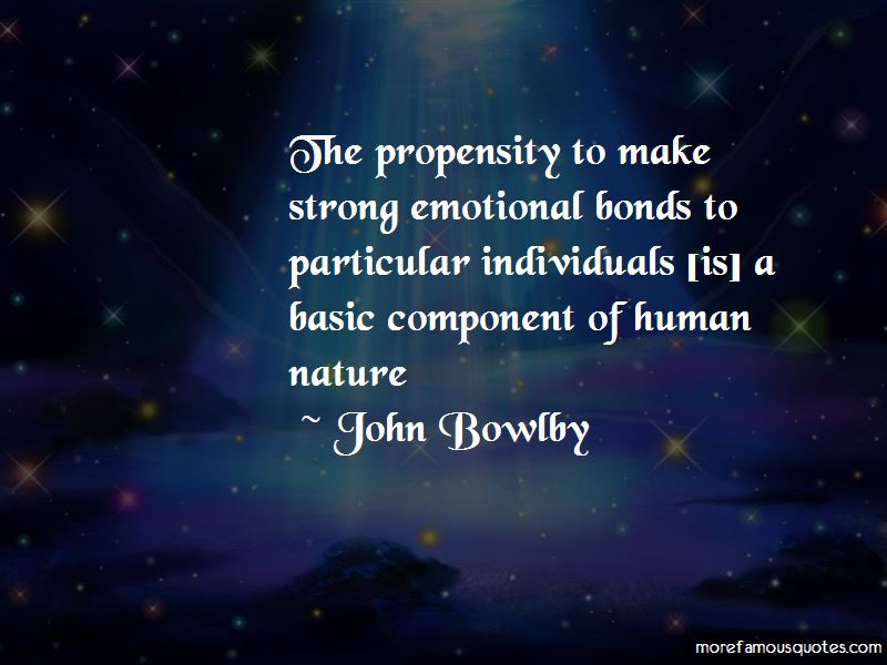 John Bowlby Quotes Pictures 4
