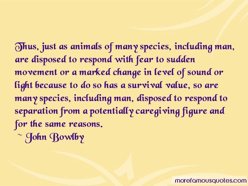 John Bowlby Quotes