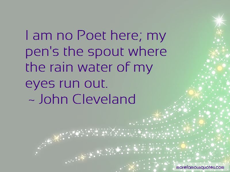 John Cleveland Quotes Pictures 3