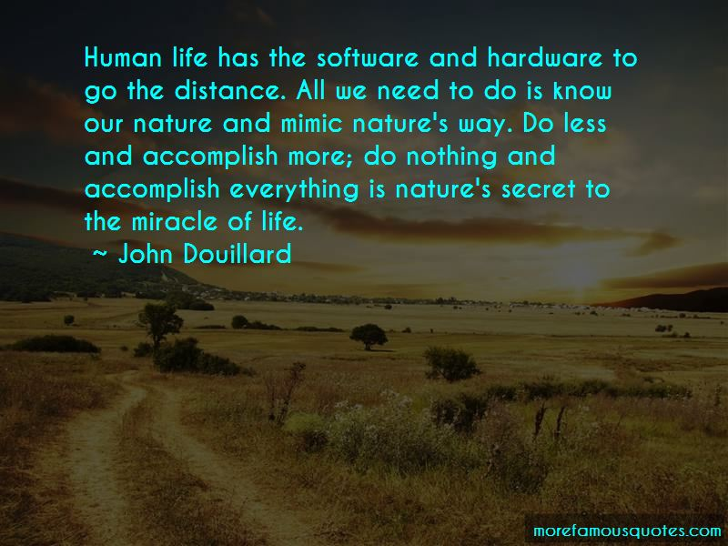 John Douillard Quotes Pictures 2