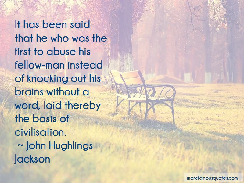 John Hughlings Jackson Quotes Pictures 4