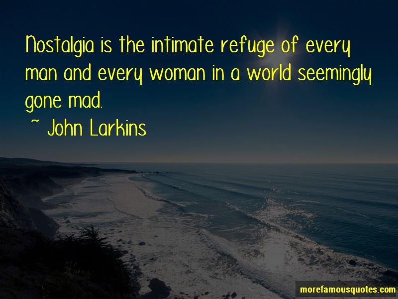 John Larkins Quotes