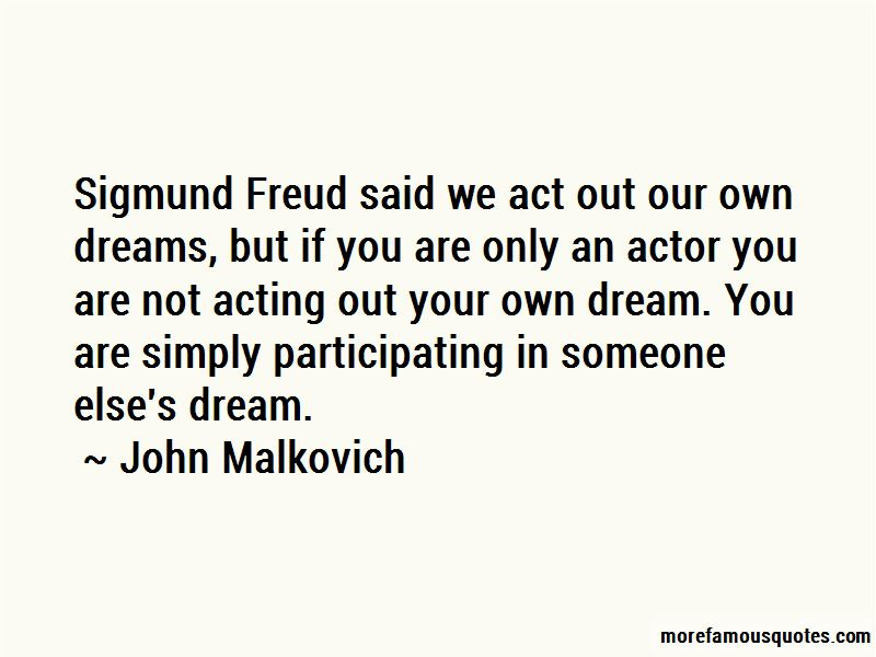 John Malkovich Quotes Pictures 3