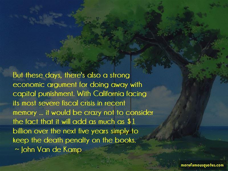 John Van De Kamp Quotes Pictures 2
