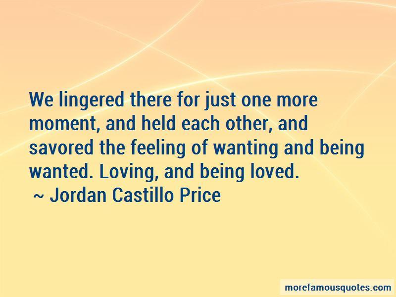 Jordan Castillo Price Quotes Pictures 2