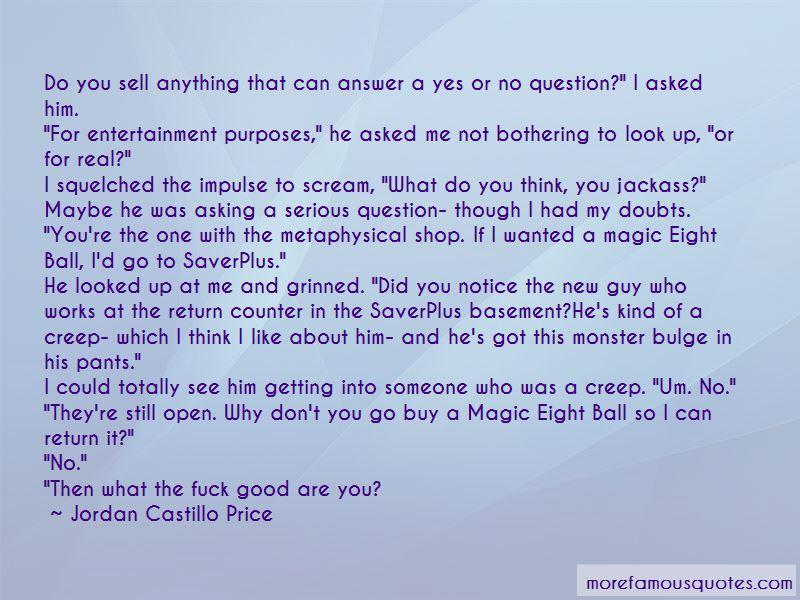 Jordan Castillo Price Quotes Pictures 3