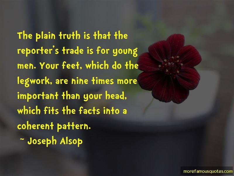 Joseph Alsop Quotes Pictures 3