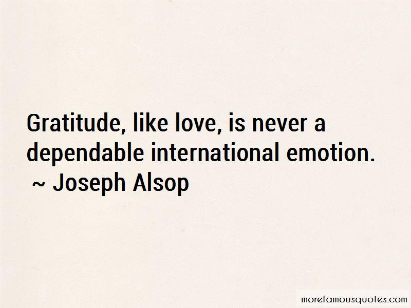 Joseph Alsop Quotes Pictures 4