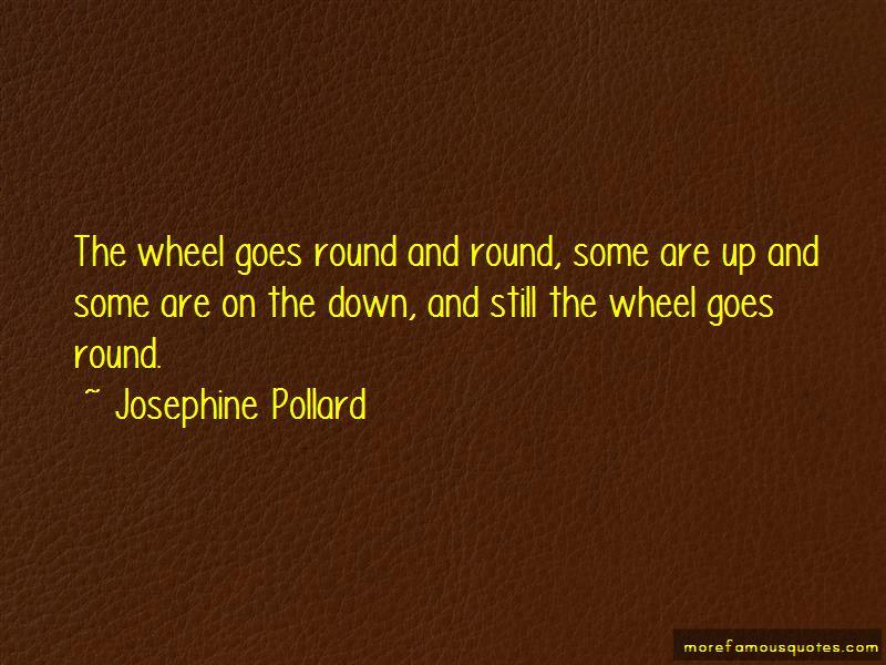 Josephine Pollard Quotes