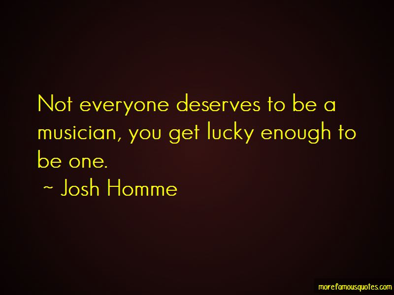 Josh Homme Quotes Pictures 3