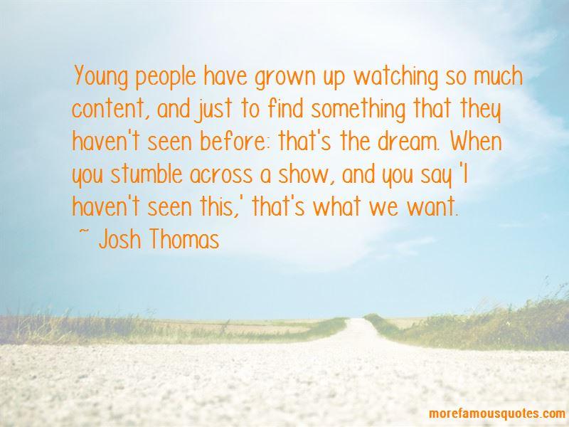 Josh Thomas Quotes Pictures 4