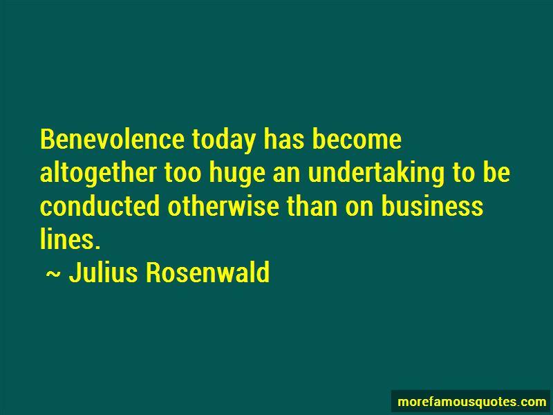 Julius Rosenwald Quotes Pictures 3