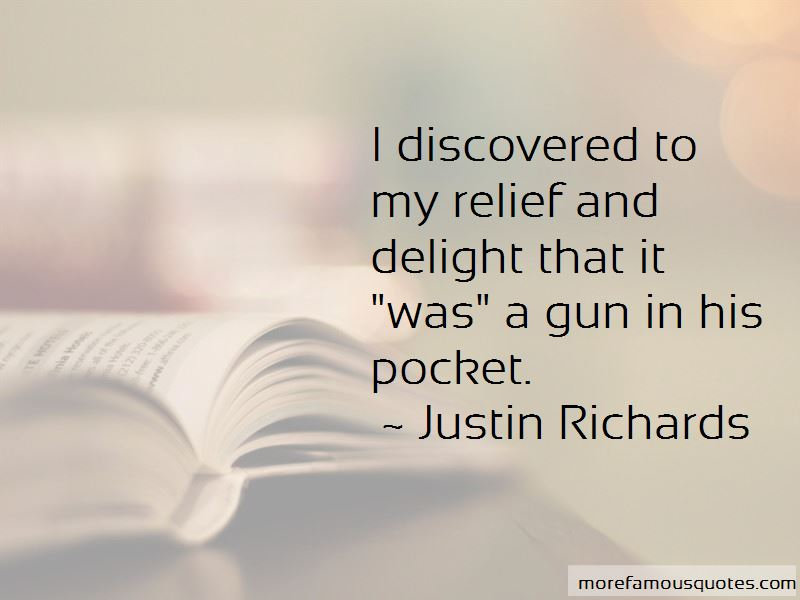 Justin Richards Quotes Pictures 2