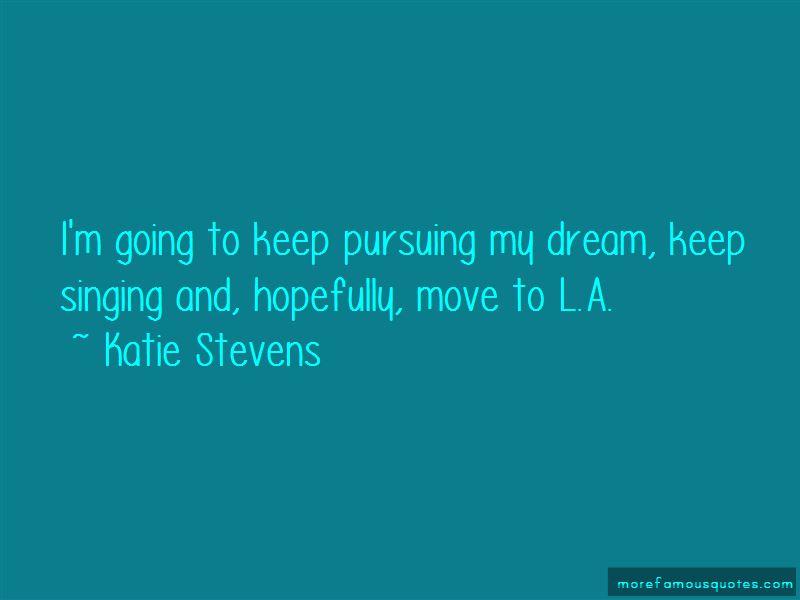 Katie Stevens Quotes Pictures 2