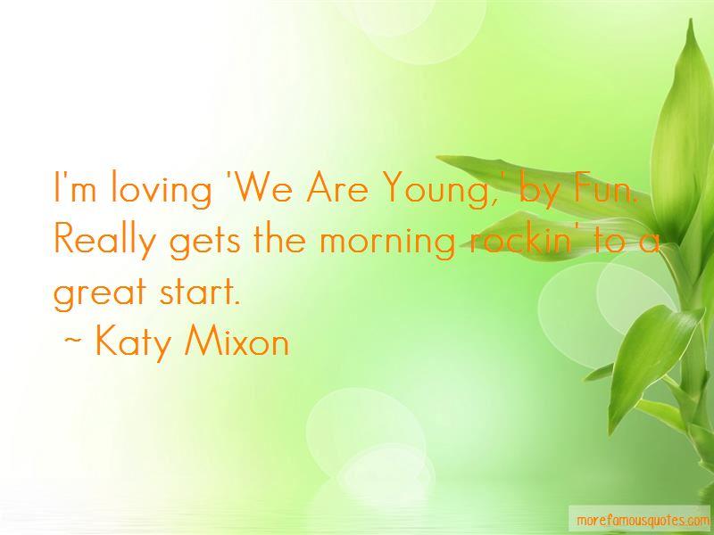 Katy Mixon Quotes