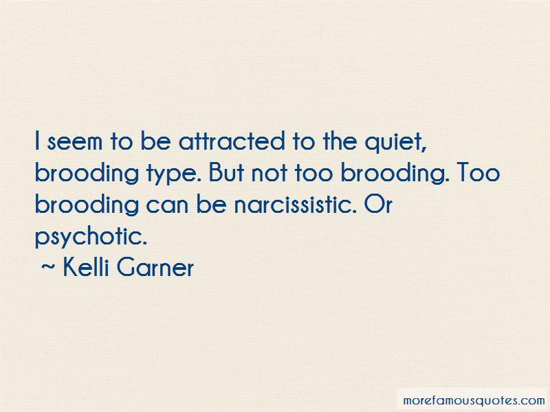 Kelli Garner Quotes