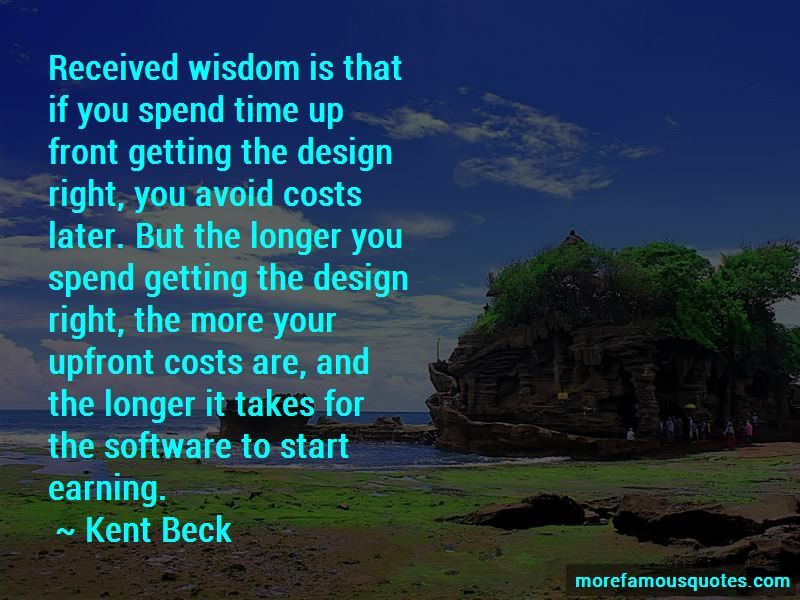 Kent Beck Quotes Pictures 2