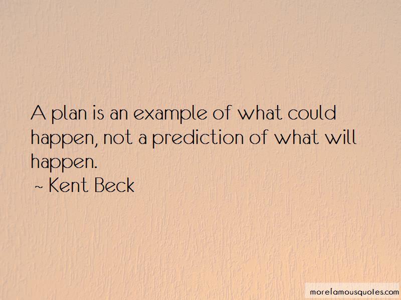 Kent Beck Quotes