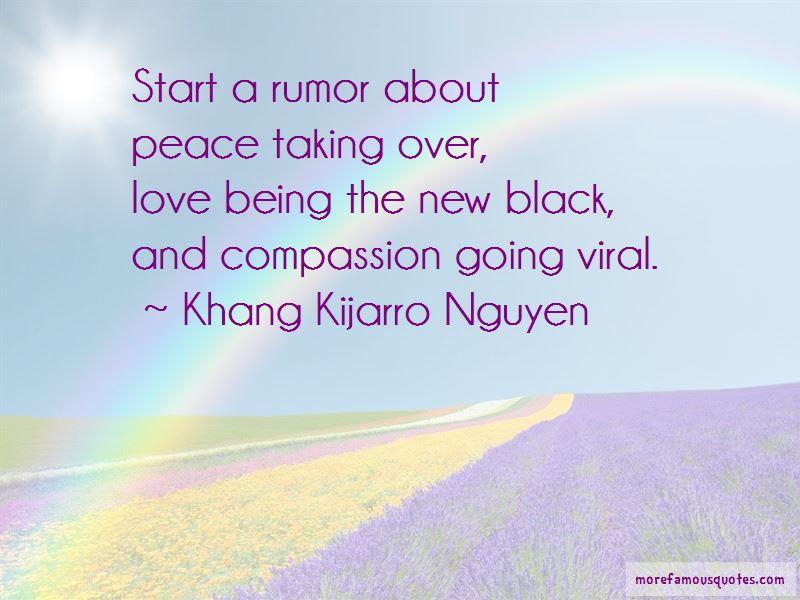 Khang Kijarro Nguyen Quotes Pictures 3