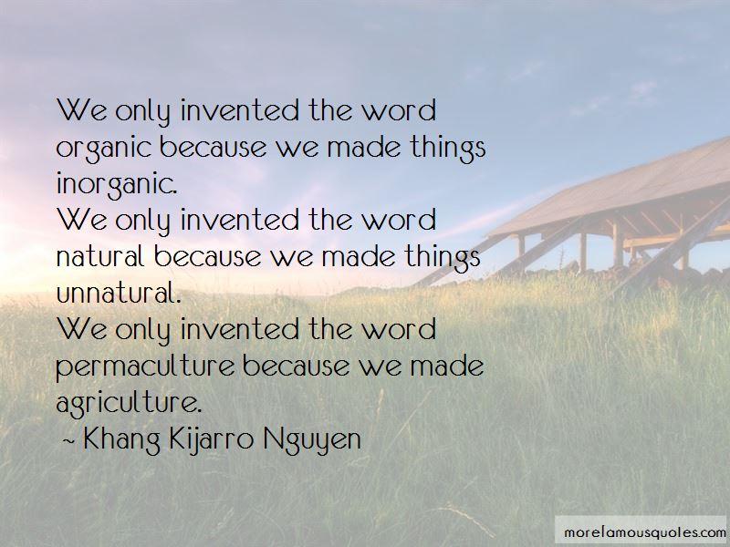 Khang Kijarro Nguyen Quotes Pictures 4