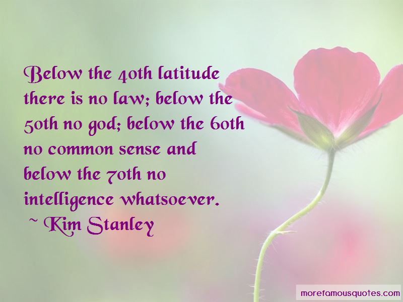Kim Stanley Quotes Pictures 2