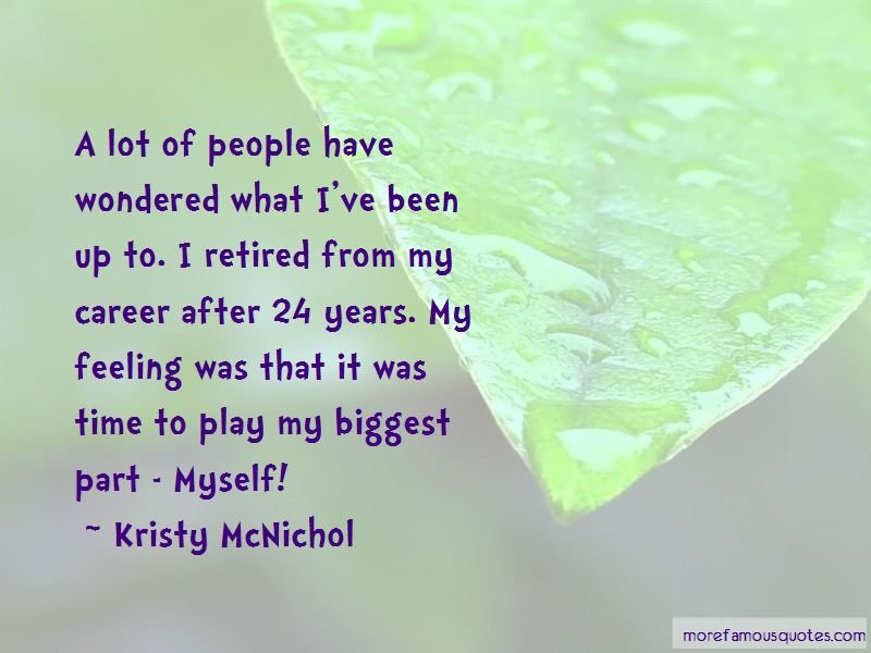 Kristy McNichol Quotes Pictures 3