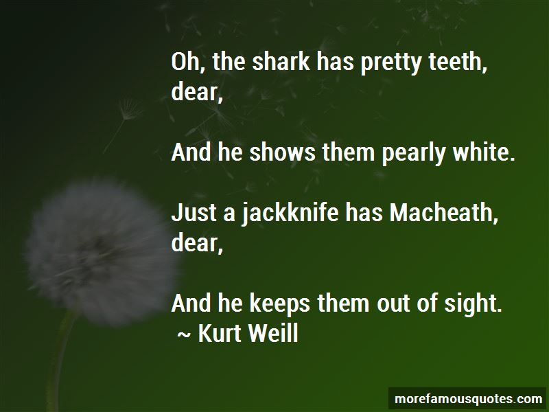 Kurt Weill Quotes Pictures 2