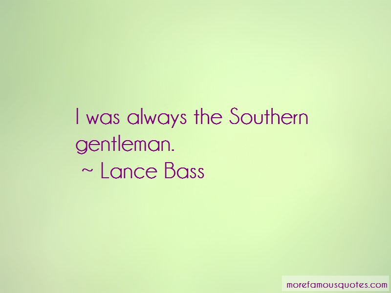 Lance Bass Quotes Pictures 2